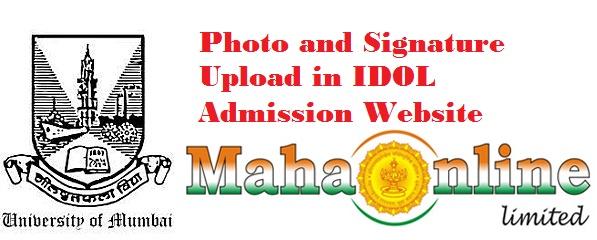 photo and signature-IDOL Admission